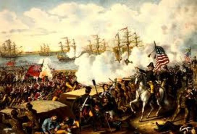 Battle of New Orleans ends