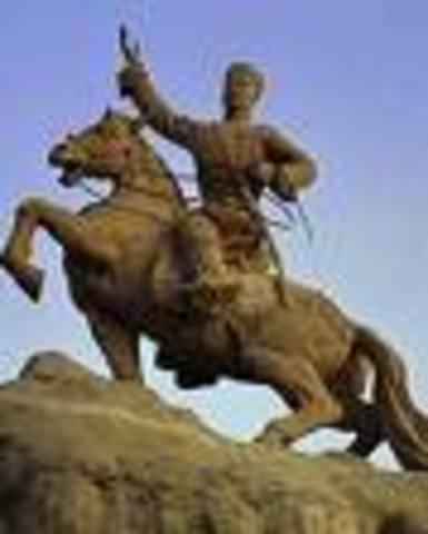Ming Dynasty Begins
