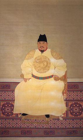 Zhu Yuanzhang (Hong Wu)