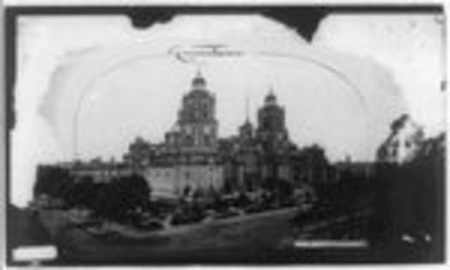 Mexico City Surrendured