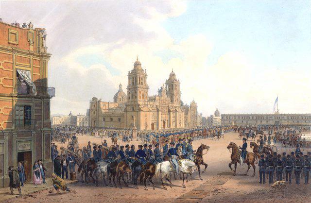 Mexico City Surrender