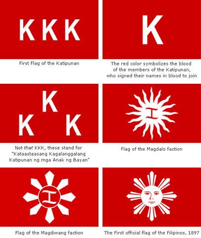 """Protest movement """"Katipunan"""""""