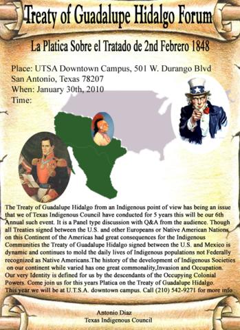 Treaty of Guadelupe Hidalgo