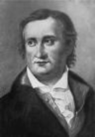 Thomas Johann Seebeck- thermo electricity