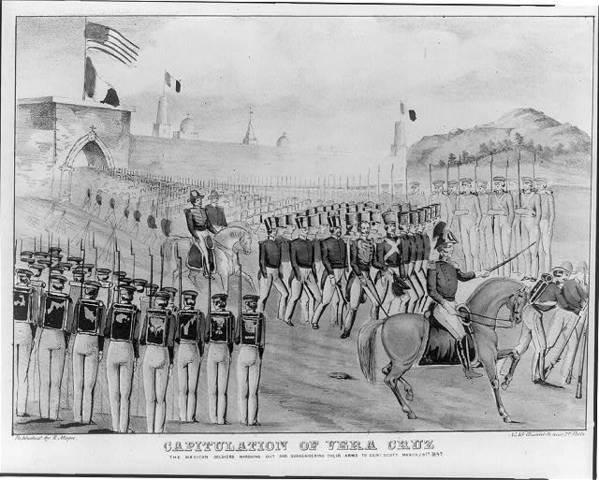 1846 US Declares War
