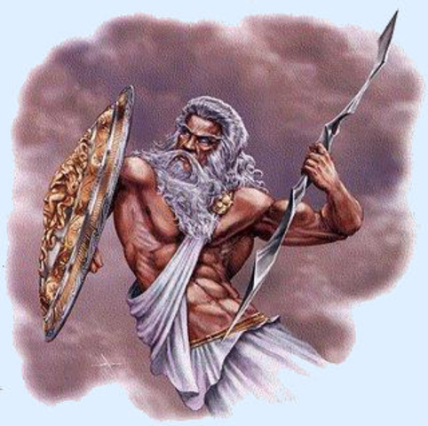 Zeus Passes Judgment
