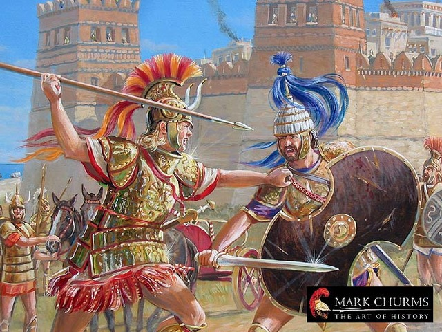 Achilles end is near