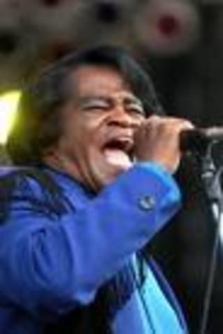 James Brown dies