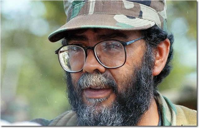 Alfonso Cano Asume Comandancia de las FARC