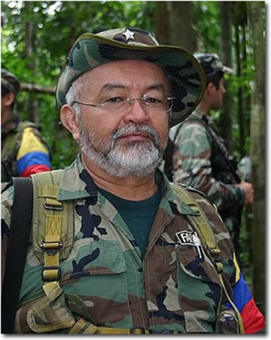 Muerte de Raúl Reyes