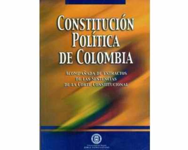Surgimiento de la Constitución de 1991