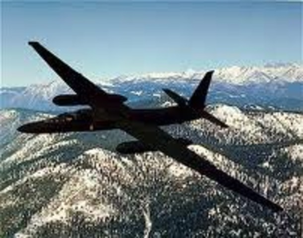 US U-2 Spy Plane shot down over Russia