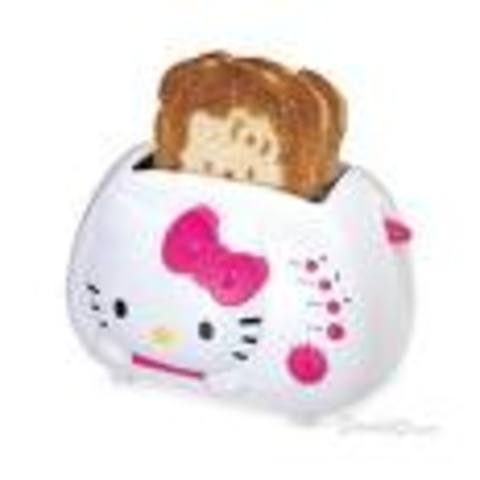 The pop-up toaster invented by Charles Strite.