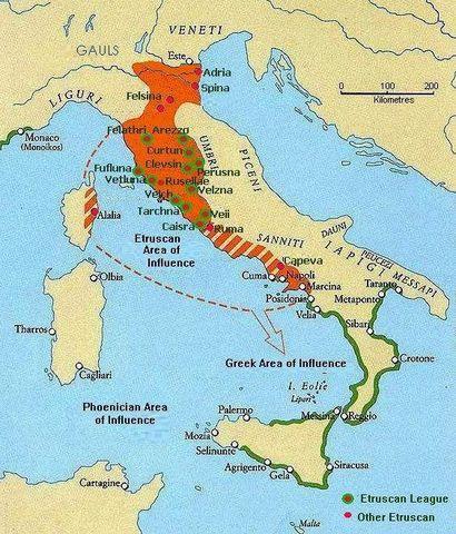 Etruscan Rule