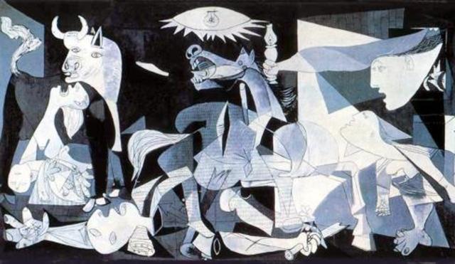 La Guernica de Picasso
