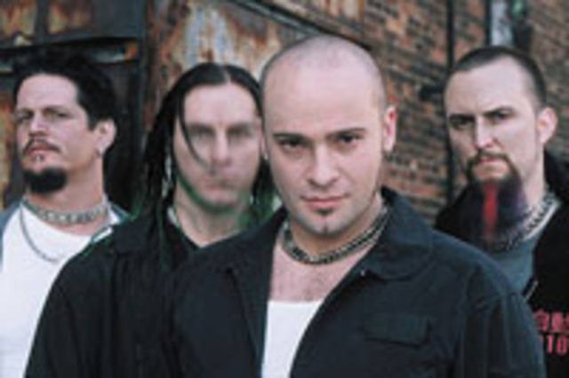 The start of Disturbed