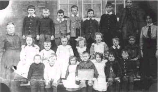 Current school building opens (now the village hall)