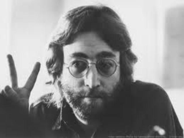 John Lennon Assasinated