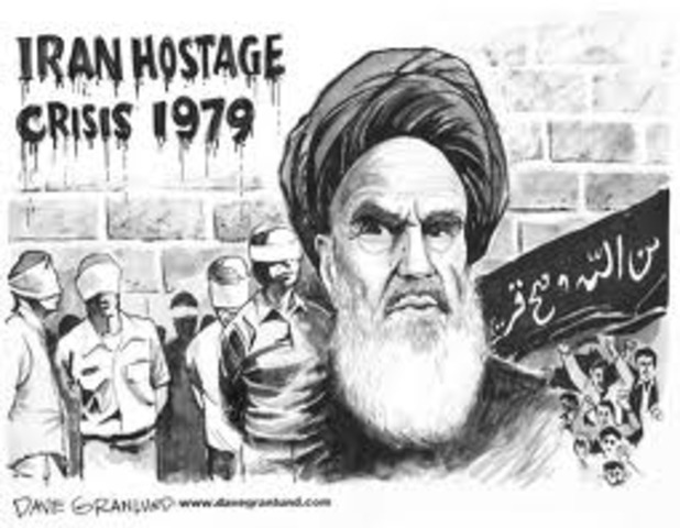 Iran Releases Hostages
