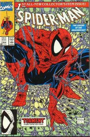 Spider-Man#1