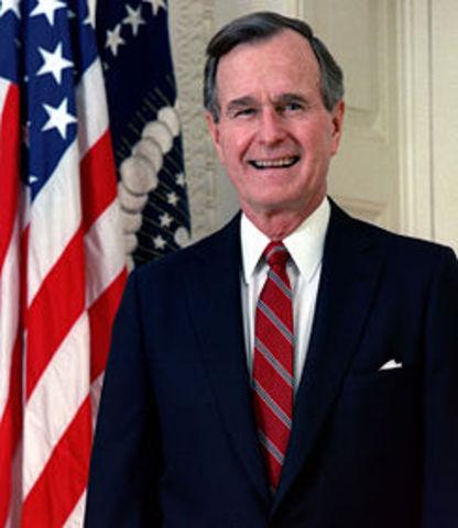 1988 Presidental Election
