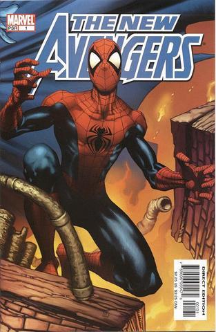 The New Avengers #1