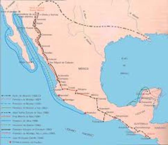 La antigua capitanía de Guatemala realiza anexión a Mexico