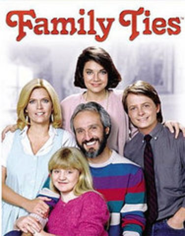 Family Ties premieres on NBC