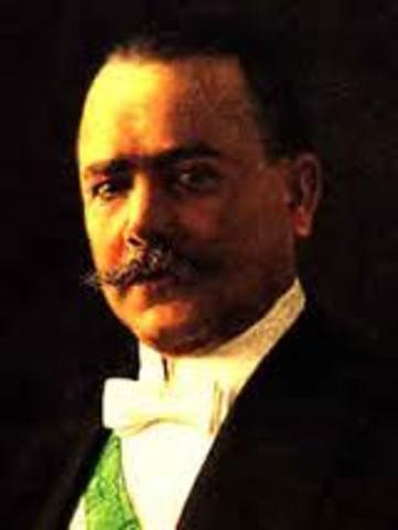 ÁLVARO OBREGÓN (1880-1928)