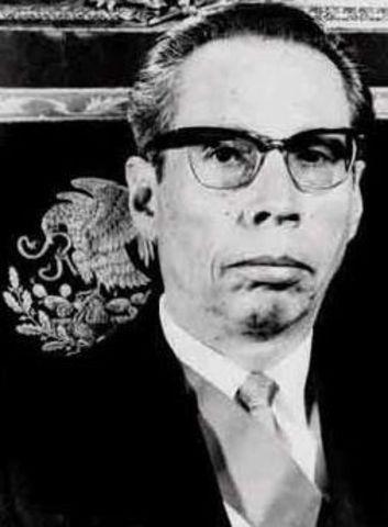 GUSTAVO DÍAZ ORDAZ (1911-1979)