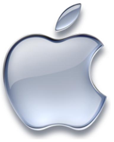 A new, minimal Apple image