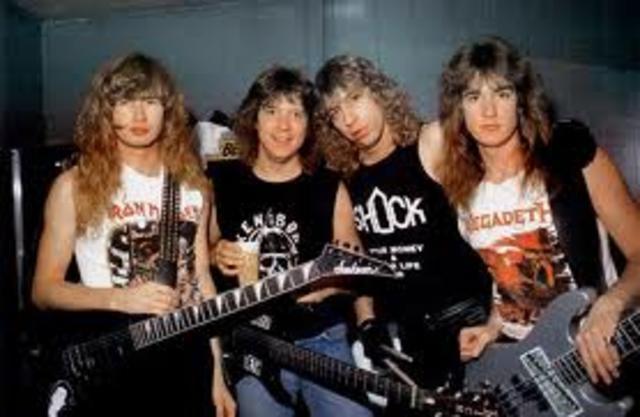 He create Megadeth