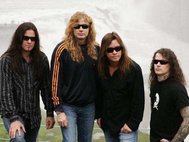 Do again Megadeth