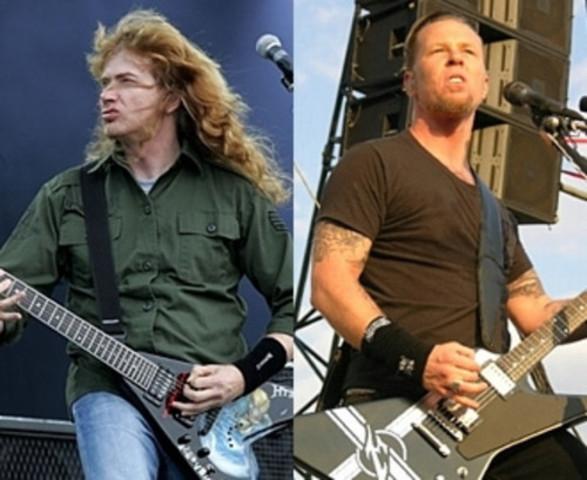 He is fire of Metallica