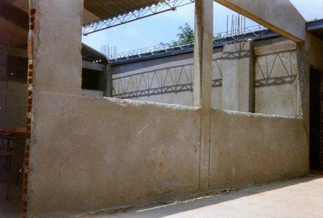 construcciones de bloques de salones