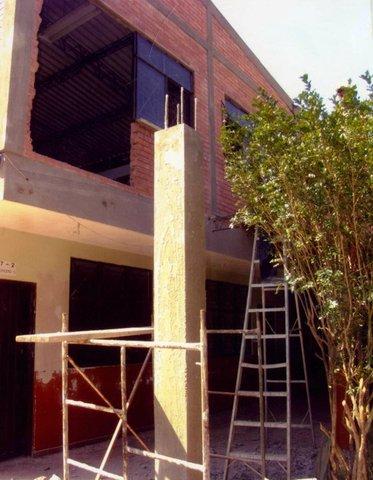 remodelacion del aula multiple
