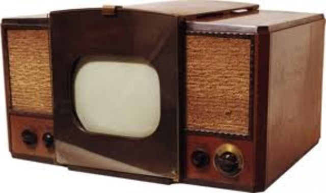 - The first cable TV systems appear