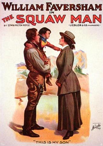 """The Squaw Man"""