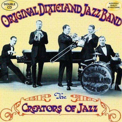 """The First """"Jazz"""" Recording"""