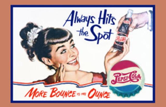 Pepsi-Cola Hits The Spot