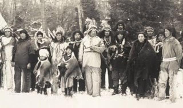 Confederación Iroquois