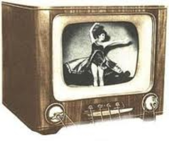 NBC broadcasts the first television programs with stereo sound.