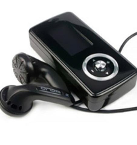 Compressed audio MP3