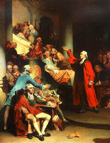 Founding of the house of burgesses