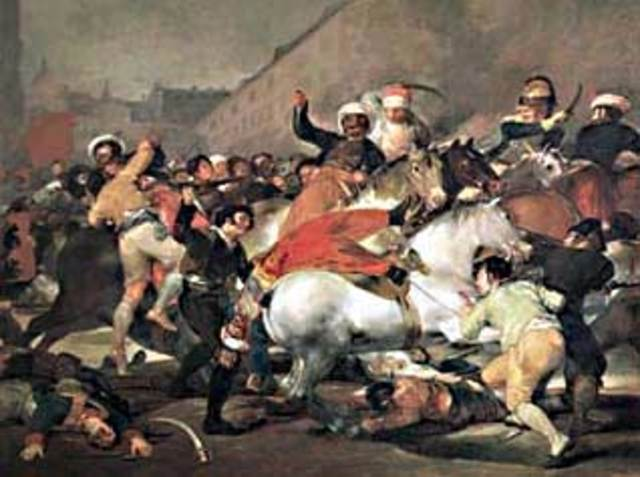 Invasion of Spain/ Peninsular War (Iberian)