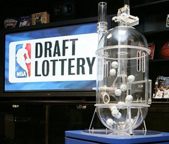 First Lottery Pick