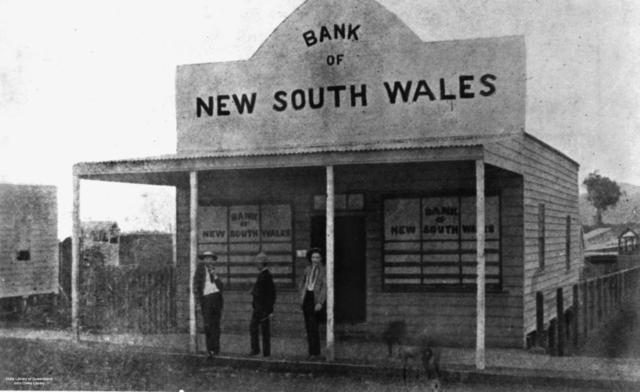 Bank of NSW Established