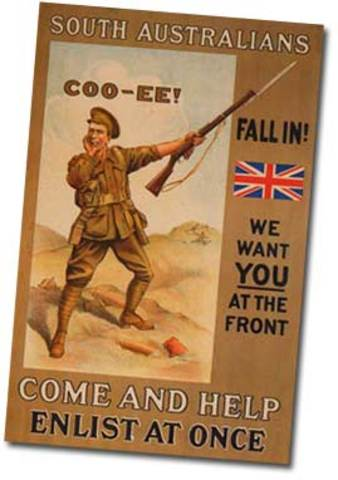 First World War Begins