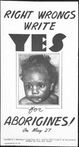 Aboriginals Granted Full Rights