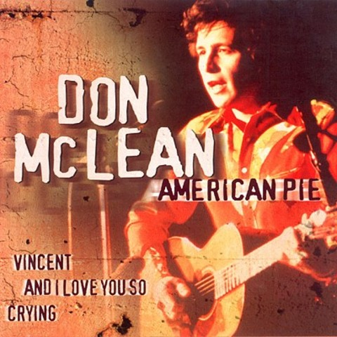 Don Mclean,a Musical Protegy